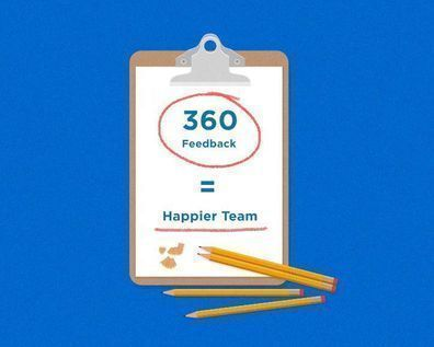 How to Use 360° Degree Feedback to Create Smarter, Happier Teams
