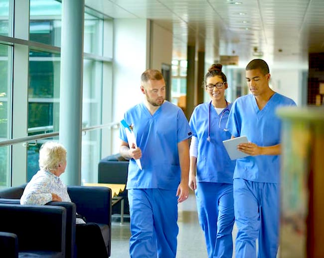 8 Rules for Starting & Maintaining NHS Staff Engagement