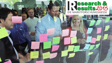 Questback auf der Research & Results 2015