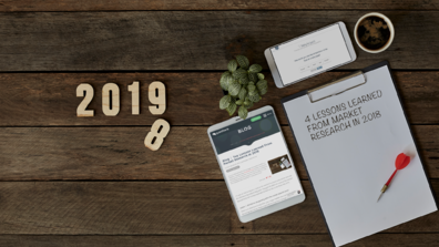 Top Lessons Learned From Market Research in 2018