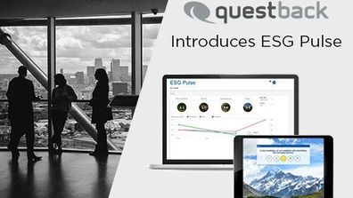 Questback Launches New ESG Pulse to Manage Environmental, Social and Governance Risk