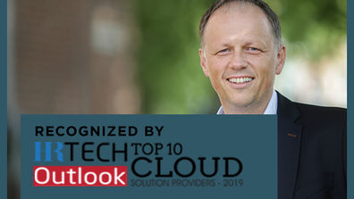 PRESS COVERAGE: THE SKY IS THE LIMIT | QUESTBACK IN THE TOP 10 CLOUD SOLUTION PROVIDERS