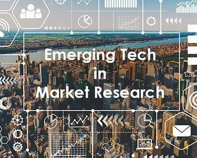 The roller coaster ride of emerging technology and market research