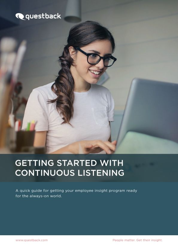 Continuous Listening: How to get started