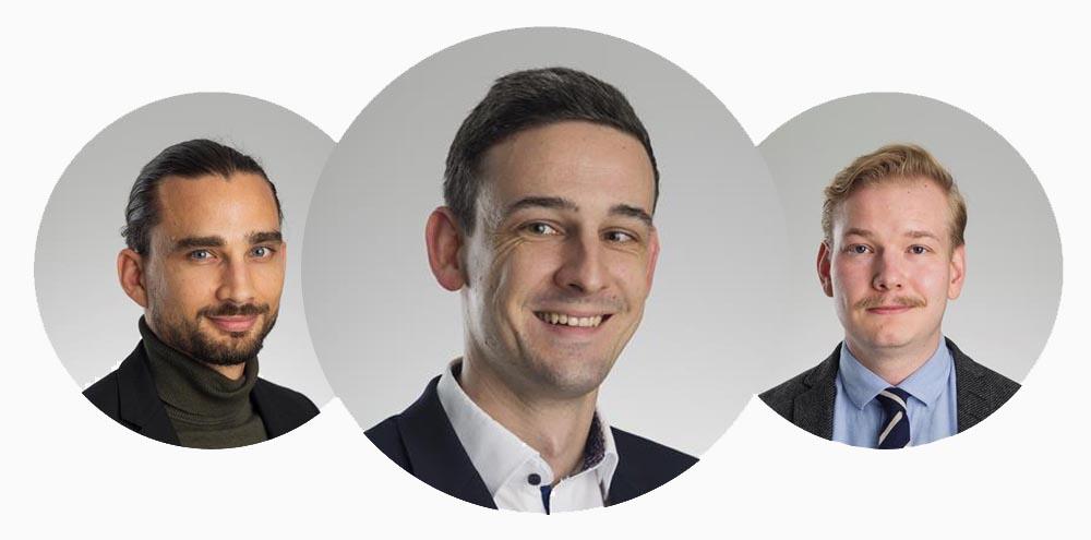 Questback sales team